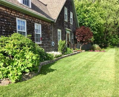 Bristol County Single Family Home For Sale: 671 County Rd