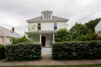 Newport Single Family Home For Sale: 36 Prairie Av