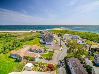 Narragansett Single Family Home For Sale: 1 Off Shore #32 Rd