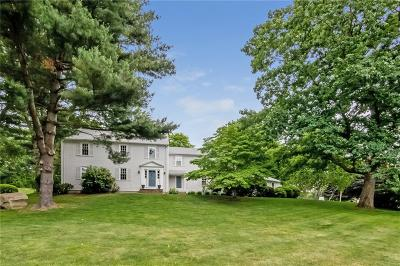 East Greenwich Single Family Home Act Und Contract: 2 Apple Tree Ct