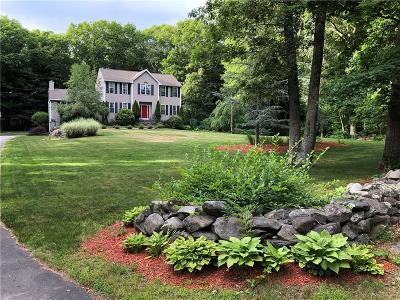 North Kingstown Single Family Home For Sale: 359 Stony Lane