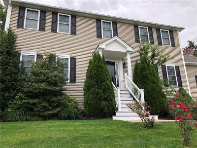 Cranston Single Family Home For Sale: 31 Angela Av