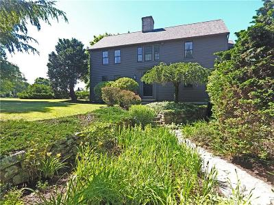 South Kingstown Single Family Home Act Und Contract: 173 E Kettle Pond Drive Dr