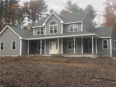 Hopkinton Single Family Home Act Und Contract: 5 Elaine Dr