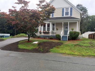 North Smithfield RI Single Family Home For Sale: $319,000