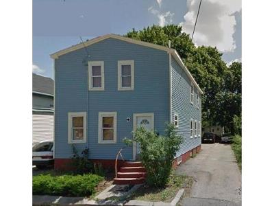 Providence RI Single Family Home Act Und Contract: $130,000