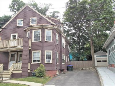 Providence Multi Family Home For Sale: 27 Methyl St