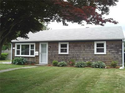 Bristol County Single Family Home Act Und Contract: 23 Rosedale Dr