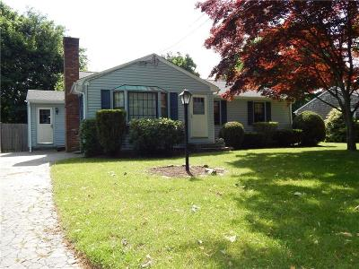 Bristol County Single Family Home Act Und Contract: 6 Fernwood Rd