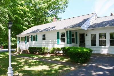 Woonsocket RI Single Family Home For Sale: $219,900