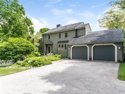 South Kingstown Single Family Home Act Und Contract: 50 Tuckertown Rd