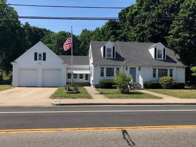 Johnston Single Family Home Act Und Contract: 1159 Plainfield St
