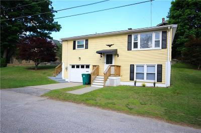 Woonsocket Single Family Home For Sale: 65 Jervis St