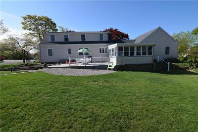 Westerly Single Family Home For Sale: 40 Wells St