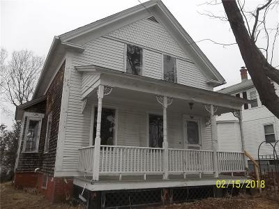 East Providence Single Family Home For Sale: 73 8th St