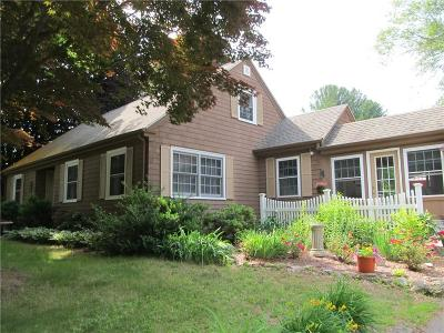 Scituate Single Family Home For Sale: 26 Samuel Stone Rd
