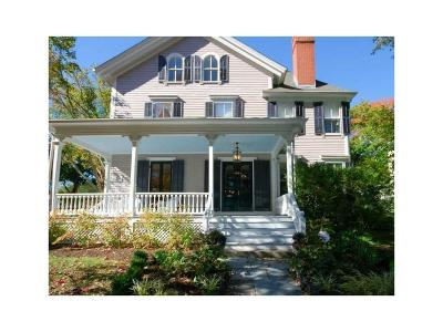 East Greenwich Single Family Home For Sale: 95 Rector St