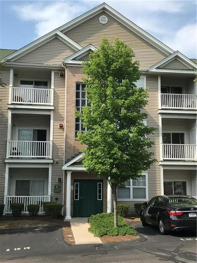 Woonsocket Condo/Townhouse For Sale: 118 Mill St, Unit#201 #201