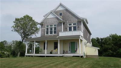 Block Island Single Family Home For Sale: 1678 Lakeside Drive