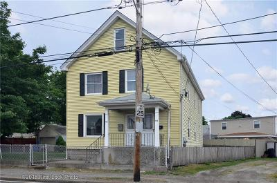 Pawtucket Multi Family Home For Sale: 706 Cottage St