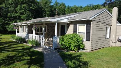 Burrillville Single Family Home For Sale: 883 Knibb Rd