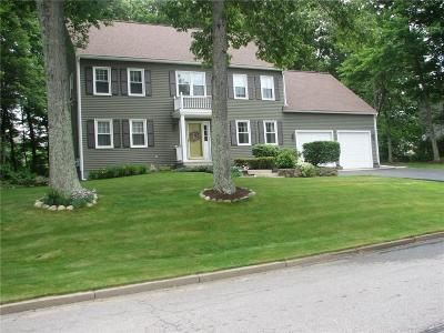 Lincoln Single Family Home For Sale: 6 Foxwood Dr