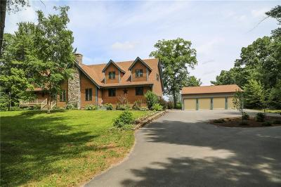Glocester Single Family Home For Sale: 254 Pine Orchard Rd