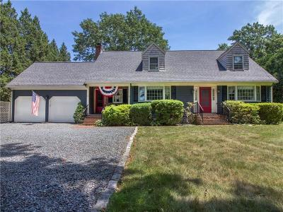 Bristol County Single Family Home Act Und Contract: 126 Ferry Rd