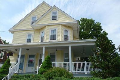 Cranston Multi Family Home For Sale: 53 - 55 Strathmore Rd