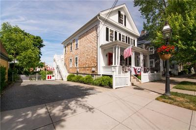 Bristol County Multi Family Home For Sale: 685 Hope St