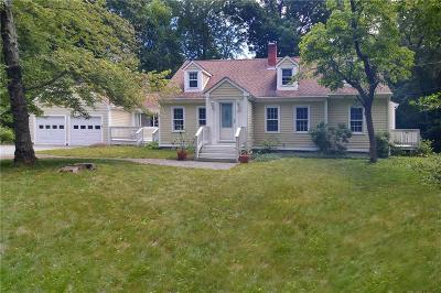 North Kingstown Single Family Home For Sale: 400 Congdon Hill Rd