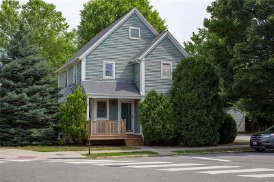 Providence Single Family Home For Sale: 139 Federal St