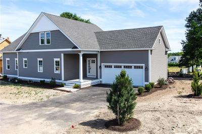 South Kingstown Condo/Townhouse For Sale: 4877 Tower Hill Rd, Unit#a #A