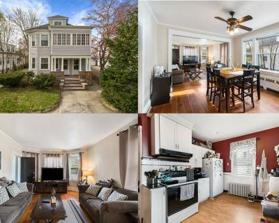 Providence Multi Family Home For Sale: 490 Pleasant Valley Pkwy