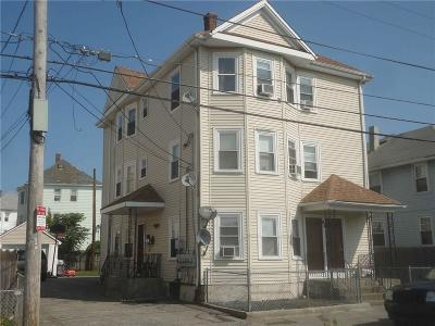 Pawtucket Multi Family Home For Sale: 94 Webster St
