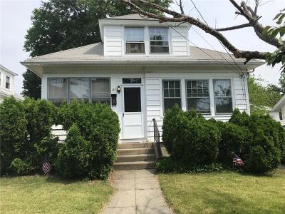 Providence Single Family Home For Sale: 117 Whitford Av