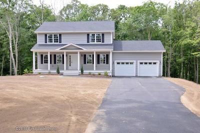 Scituate Single Family Home For Sale: 0 Nipmuc Rd