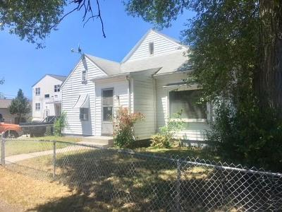 Pawtucket Single Family Home For Sale: 34 Slade St