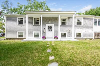 East Greenwich Single Family Home Act Und Contract: 73 Virginia Av