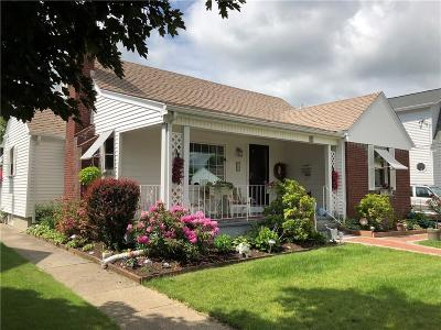 Cranston Single Family Home For Sale: 36 A St