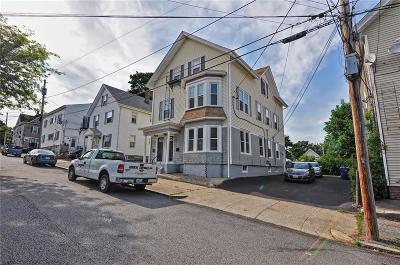 Pawtucket Multi Family Home For Sale: 27 Highland St