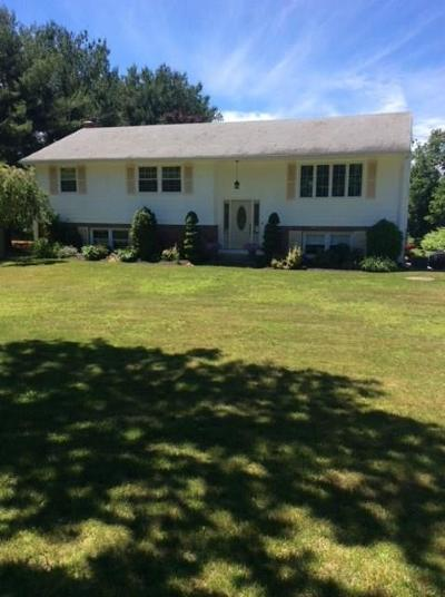Scituate Single Family Home For Sale: 1295 Chopmist Hill Rd