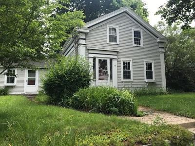 Washington County Single Family Home For Sale: 16 High St