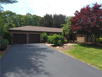 Kent County Single Family Home For Sale: 10 Gilbert Stuart Dr
