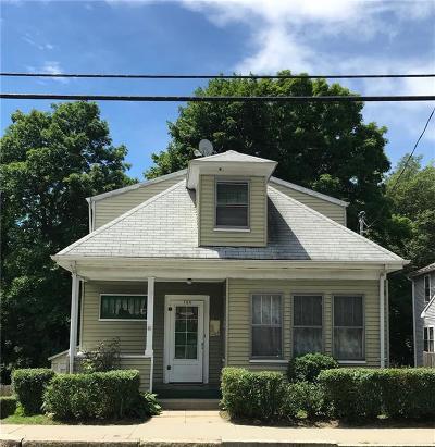 Providence RI Single Family Home For Sale: $119,900