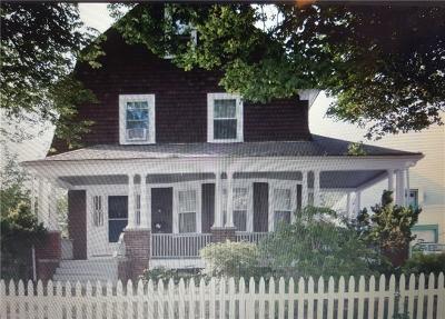 Cranston Single Family Home For Sale: 17 Fairview Av