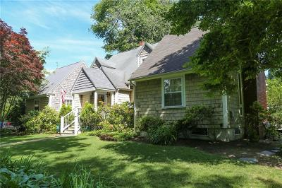 North Kingstown Single Family Home For Sale: 627 Tower Hill Rd