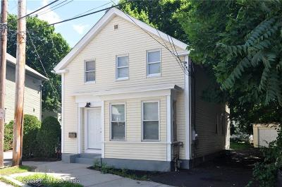 Providence Single Family Home For Sale: 21 Constitution St