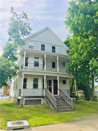 East Providence Multi Family Home For Sale: 215 - 217 S Hull St