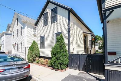Newport Single Family Home Act Und Contract: 23 Marsh St